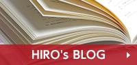 HIRO's BLOG